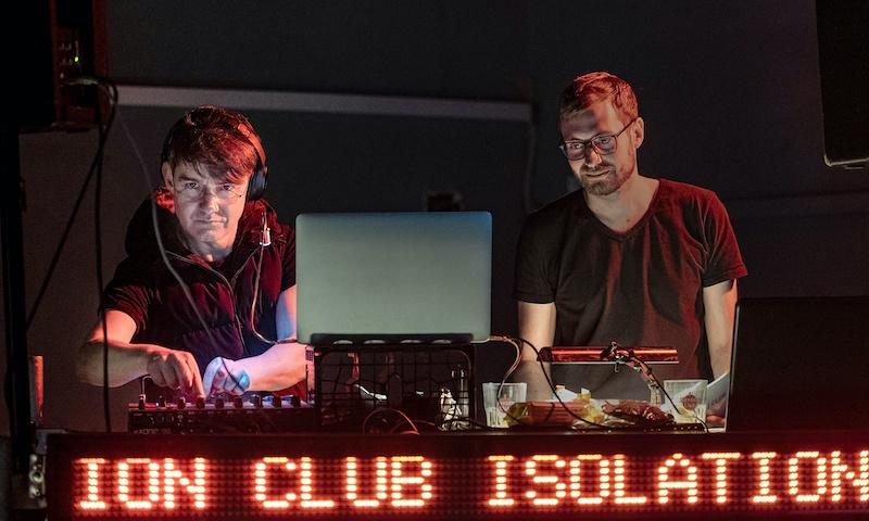 Isolation Club | Florian Stanek Sebastian Brandmeir